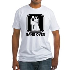 Wedding Icon: Game Over Shirt