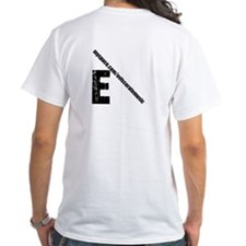 Eviscerate White w/website on back