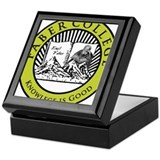 Faber College Keepsake Box