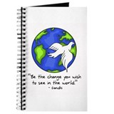 World Gandhi - Be The Change Journal