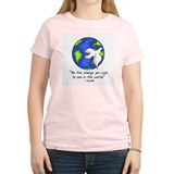 World Gandhi - Be The Change T-Shirt