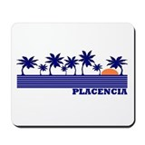 Placencia, Belize Mousepad
