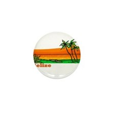 Belize Mini Button (10 pack)