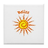 Belize Tile Coaster