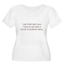 Unique Middle school teacher T-Shirt