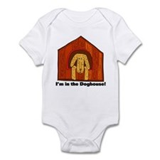 In the Doghouse! Infant Bodysuit
