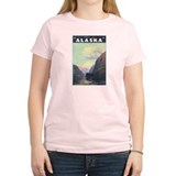 Vintage 1930s Alaska Travel T-Shirt