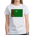Turkmenistan Women's T-Shirt