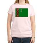 Turkmenistan Women's Light T-Shirt