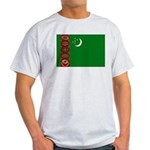 Turkmenistan Light T-Shirt