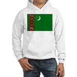 Turkmenistan Hooded Sweatshirt