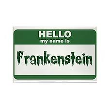 Frankenstein Rectangle Magnet (10 pack)
