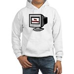 I'm Leaving Hooded Sweatshirt