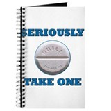 Take A Chill Pill Journal