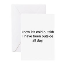 Phys ed teacher Greeting Cards (Pk of 20)