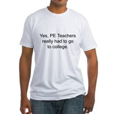 Cute Phys ed teacher Shirt