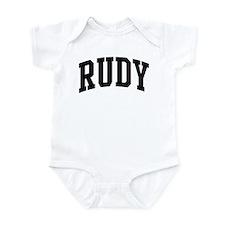 RUDY (curve) Infant Bodysuit
