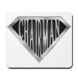 SuperChairman(metal) Mousepad