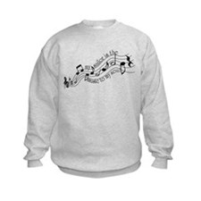 Funny Army girlfriends Sweatshirt