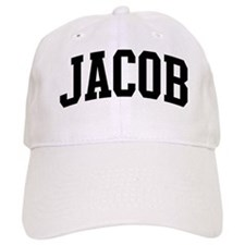 JACOB (curve) Baseball Cap