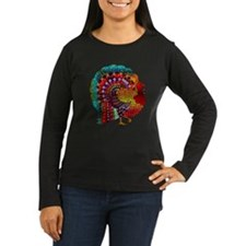 Thanksgiving Jeweled Turkey T-Shirt