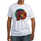 Thanksgiving Jeweled Turkey Shirt