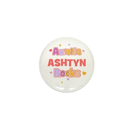 Ashtyn Mini Button (10 pack)