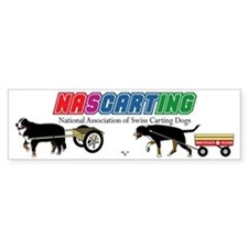 <B>Popular!</B> NASCARTING! Bumper Bumper Sticker