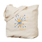 Wise Stars Tote Bag