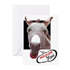 COMEDIENNES Greeting Cards (Pk of 10)