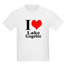 I heart Lake Gogebic T-Shirt
