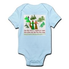 Ruth and Naomi Infant Bodysuit