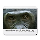 Friends of Bonobos Mousepad
