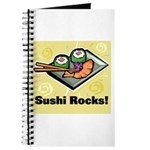 Sushi Rocks Journal