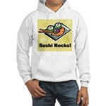 Sushi Rocks Hooded Sweatshirt
