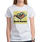 Sushi Rocks Women's T-Shirt