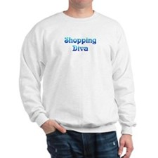 Shopping Diva Sweatshirt