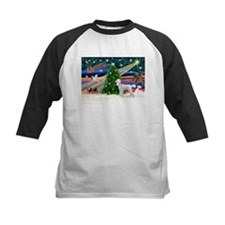 Xmas Magic & Poodle Tee