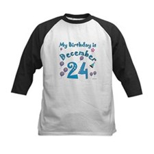 December 24th Birthday Tee