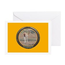Guanaco Greeting Cards (Pk of 10)