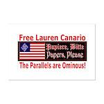 Free Lauren-1 Mini Poster Print