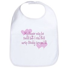 Unique Daddy daughter Bib