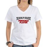 """The World's Greatest Pinochle Player"" Shirt"