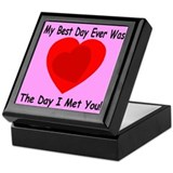 My Best Day Every Keepsake Box