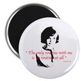 Jackie O Kennedy 2.25&quot; Magnet (100 pack)