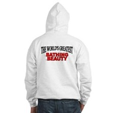 """The World's Greatest Baby Sister"" Hoodie"