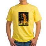 Fairies / Cavalier Yellow T-Shirt