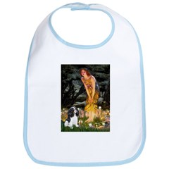 Fairies / Cavalier Bib
