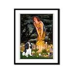 Fairies / Cavalier Framed Panel Print