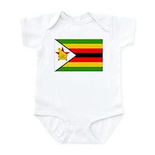 Zimbabwe Infant Bodysuit